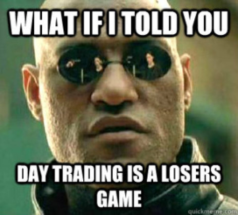11 or 12 Things I Learned About Life While Daytrading Millions of Dollars