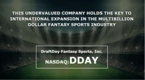 DraftDay Fantasy Sports (Nasdaq: DDAY)