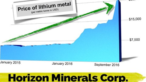 $HZNM: This Lithium Goldmine Stock is Heating Up as Tesla Gigafactory goes Live!